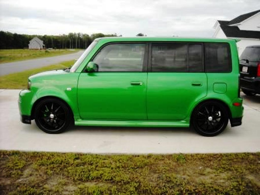ilyeloman 2006 scion xb specs photos modification info. Black Bedroom Furniture Sets. Home Design Ideas