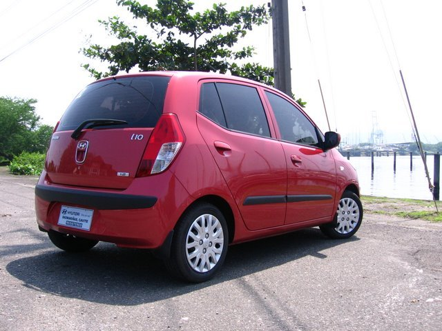 Another LM723 2009 Hyundai i10 post... - 13834767