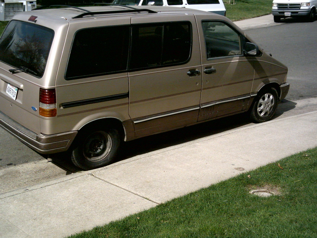 Mercedes Benz Sacramento >> celebfanspast 1994 Ford Aerostar Specs, Photos ...