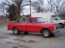 Aenimas 1971 Chevrolet C/K Pick-Up