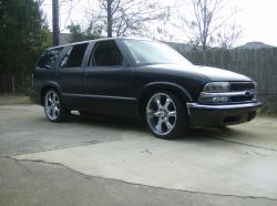 chevyonlexaniss 2000 Chevrolet Blazer