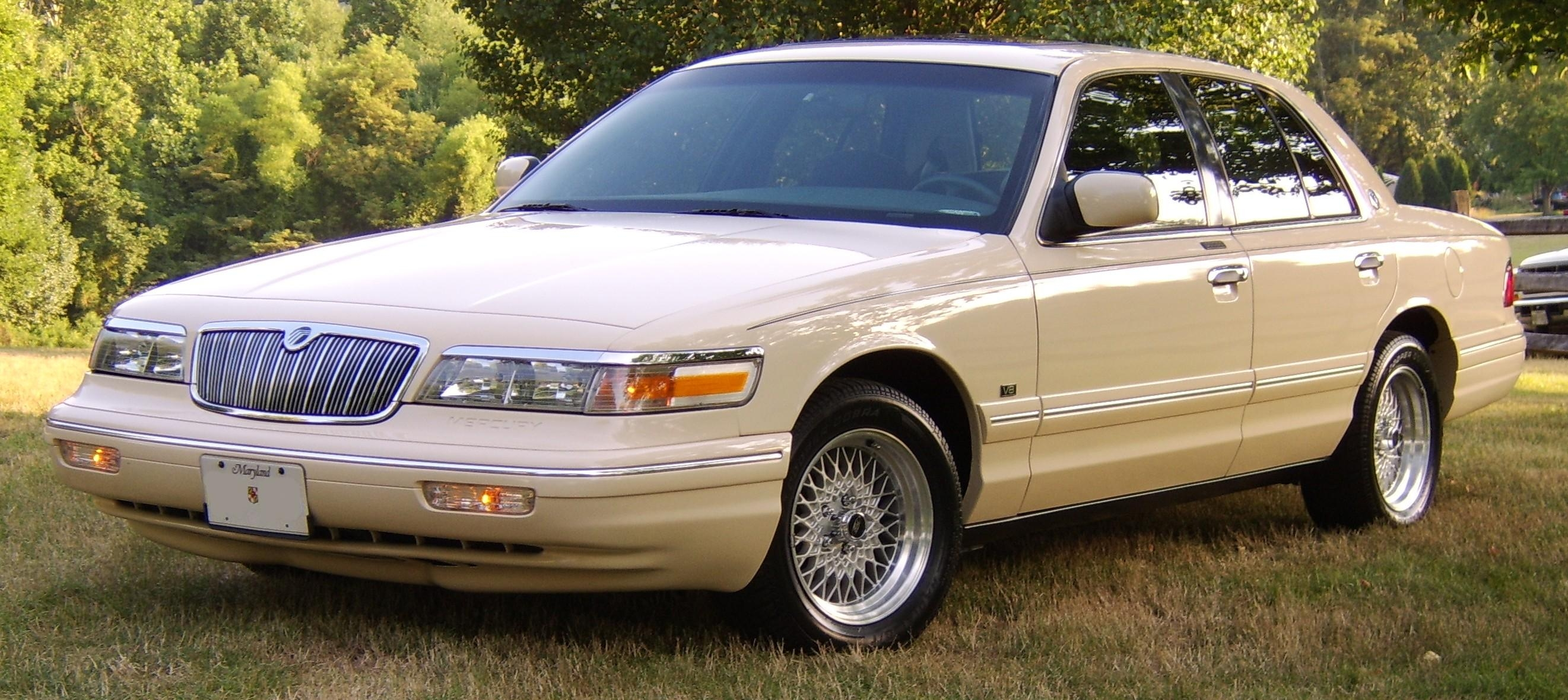 1995 Mercury Grand Marquis >> dRock96Marquis 1996 Mercury Grand Marquis Specs, Photos ...