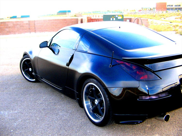 Another Flat350 2004 Nissan 350Z post... - 13838333