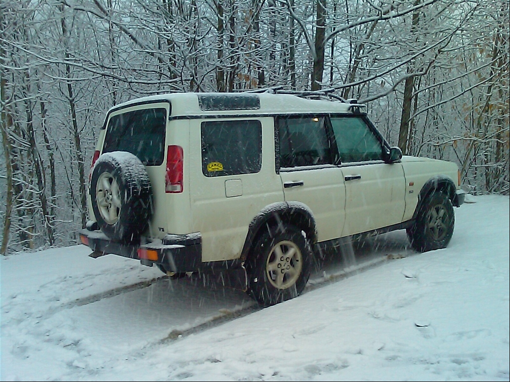 Land Rover Discovery 2002. Justin#39;s Land Rover Discovery