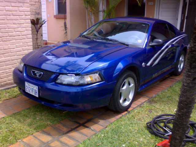 Another 2139877lp 2004 Ford Mustang post... - 13838767