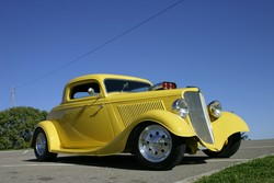 Gazza88s 1934 Ford Coupe