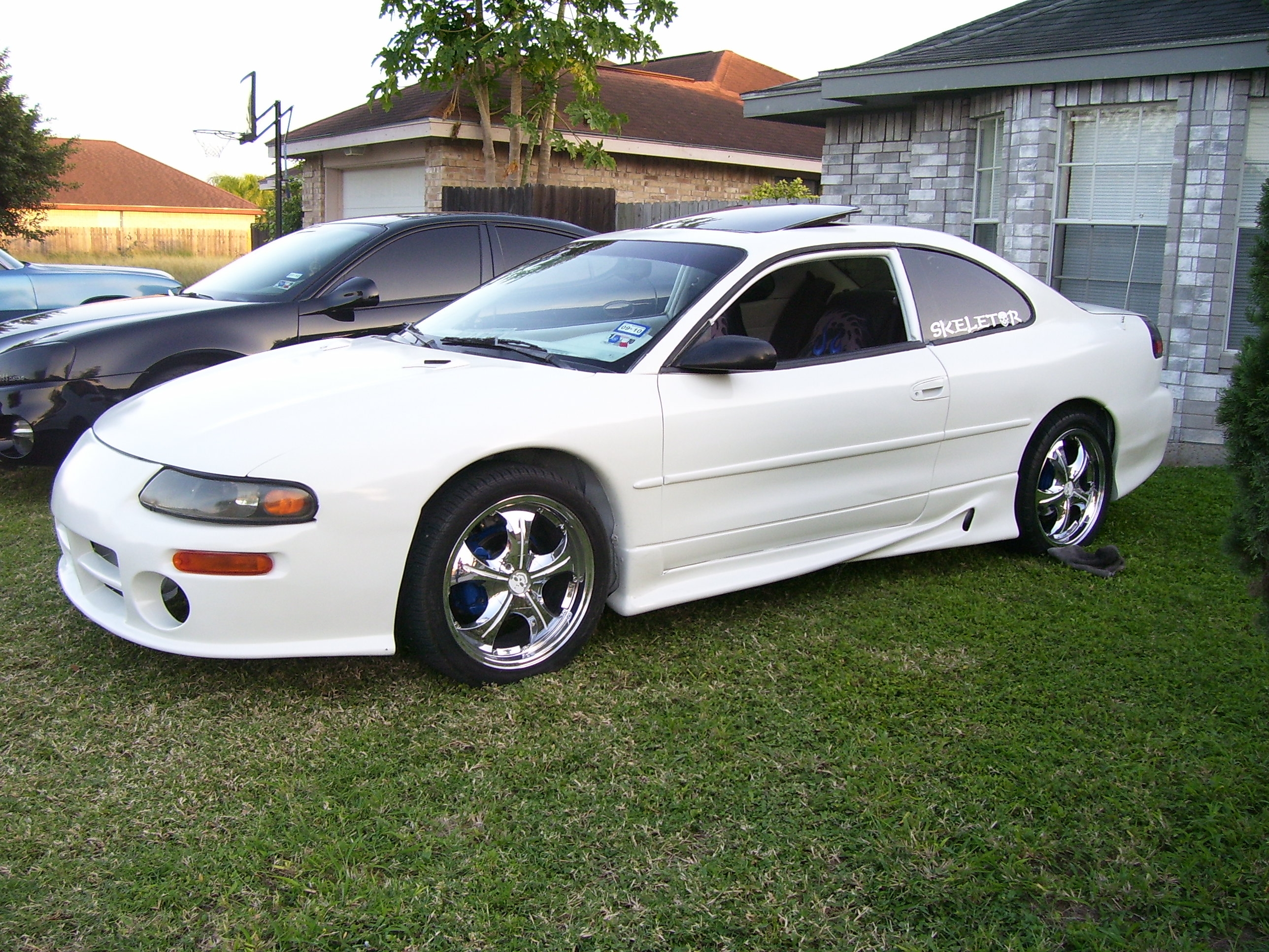 avenger fred 39 s 1997 dodge avenger in pharr tx. Black Bedroom Furniture Sets. Home Design Ideas