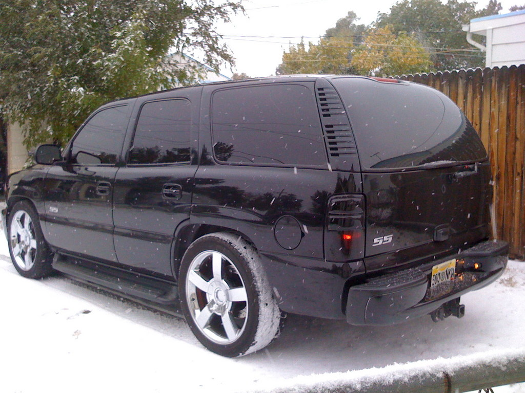 MOST-HATED-TAHOE 2003 Chevrolet Tahoe Specs, Photos ...