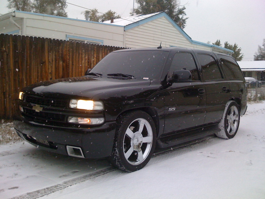 most hated tahoe 2003 chevrolet tahoe specs photos modification info at cardomain. Black Bedroom Furniture Sets. Home Design Ideas