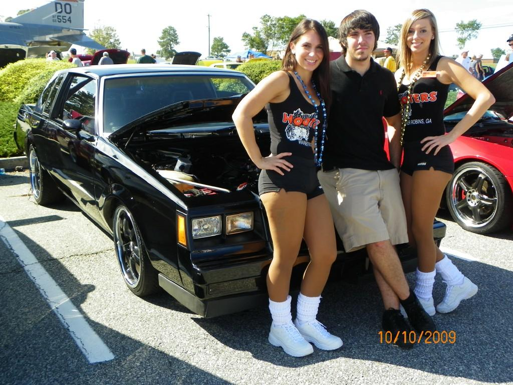 hocofootball37 1983 Buick Grand National