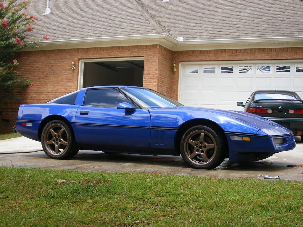 Another hocofootball37 1988 Chevrolet Corvette post... - 13840774