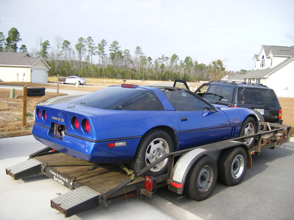 Another hocofootball37 1988 Chevrolet Corvette post... - 13840779