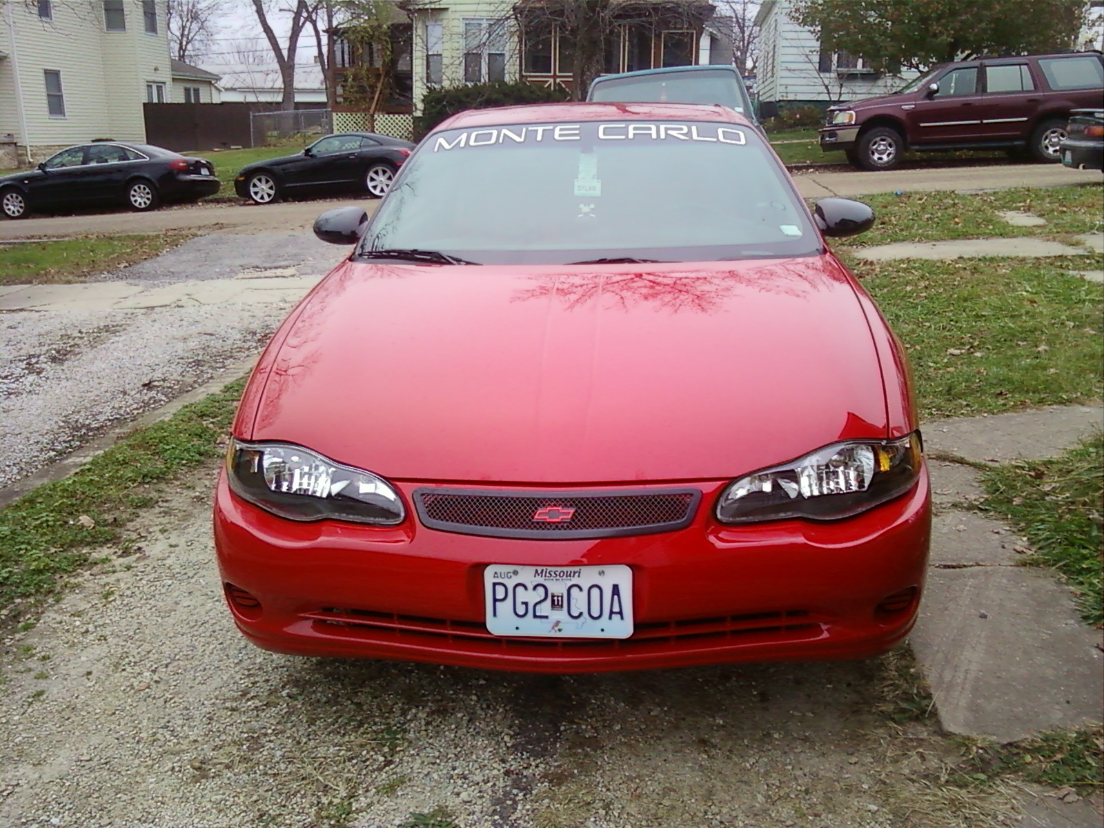 term1991 2003 Chevrolet Monte Carlo 13839457