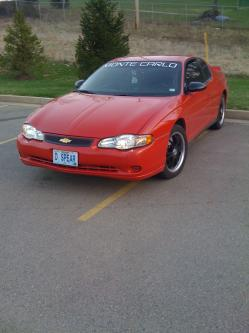 term1991s 2003 Chevrolet Monte Carlo