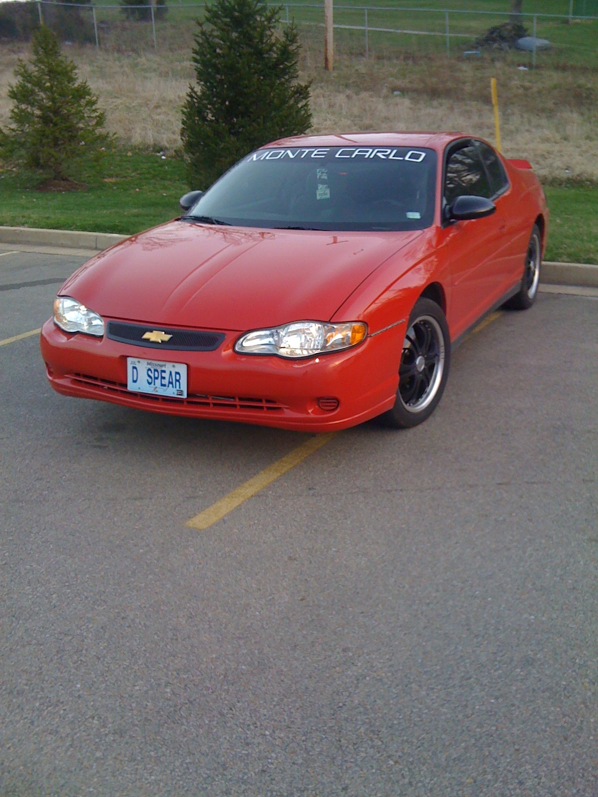 term1991's 2003 Chevrolet Monte Carlo
