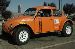 KriderRacing38s 1969 Volkswagen Beetle