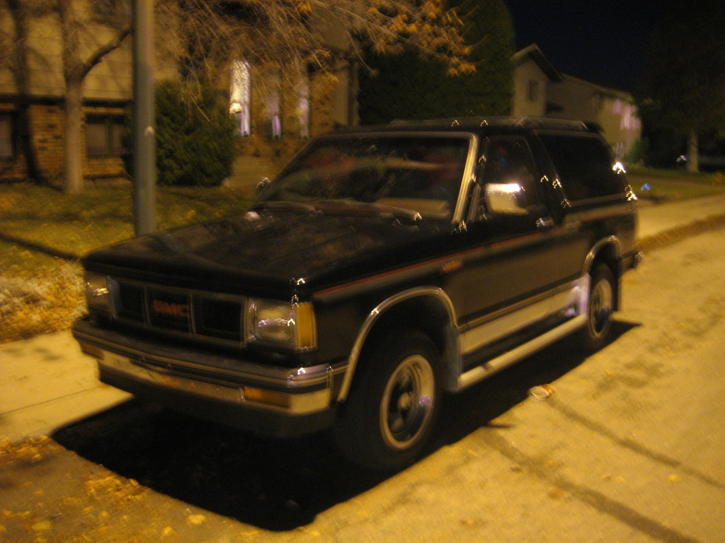 Another YourImportSucks 1987 GMC Jimmy post... - 13841674