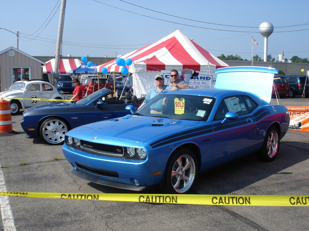 Credance 2009 Dodge Challenger 13386401