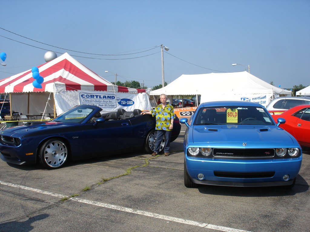 Credance 2009 Dodge Challenger 13386403