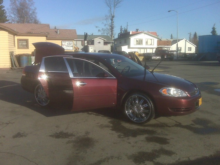 Another CHRISMCNEILL 2007 Chevrolet Impala post... - 13842792