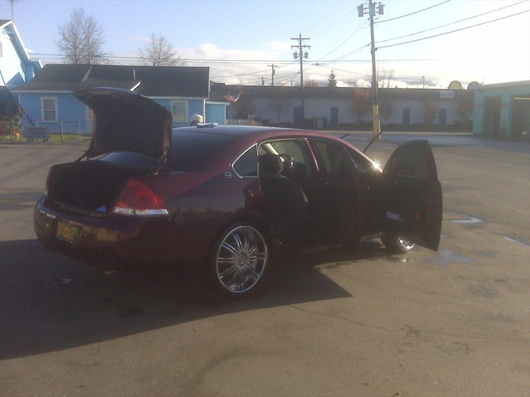 Another CHRISMCNEILL 2007 Chevrolet Impala post... - 13842796