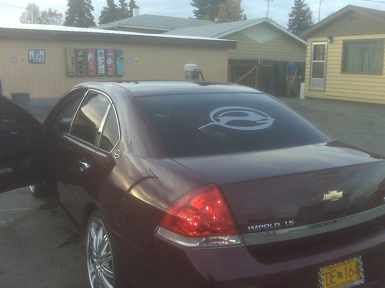 Another CHRISMCNEILL 2007 Chevrolet Impala post... - 13842806