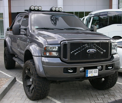 dexose 2006 Ford F150 Regular Cab