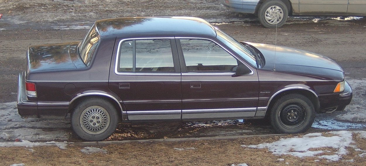 Another HoverFish 1989 Plymouth Acclaim post... - 13842812