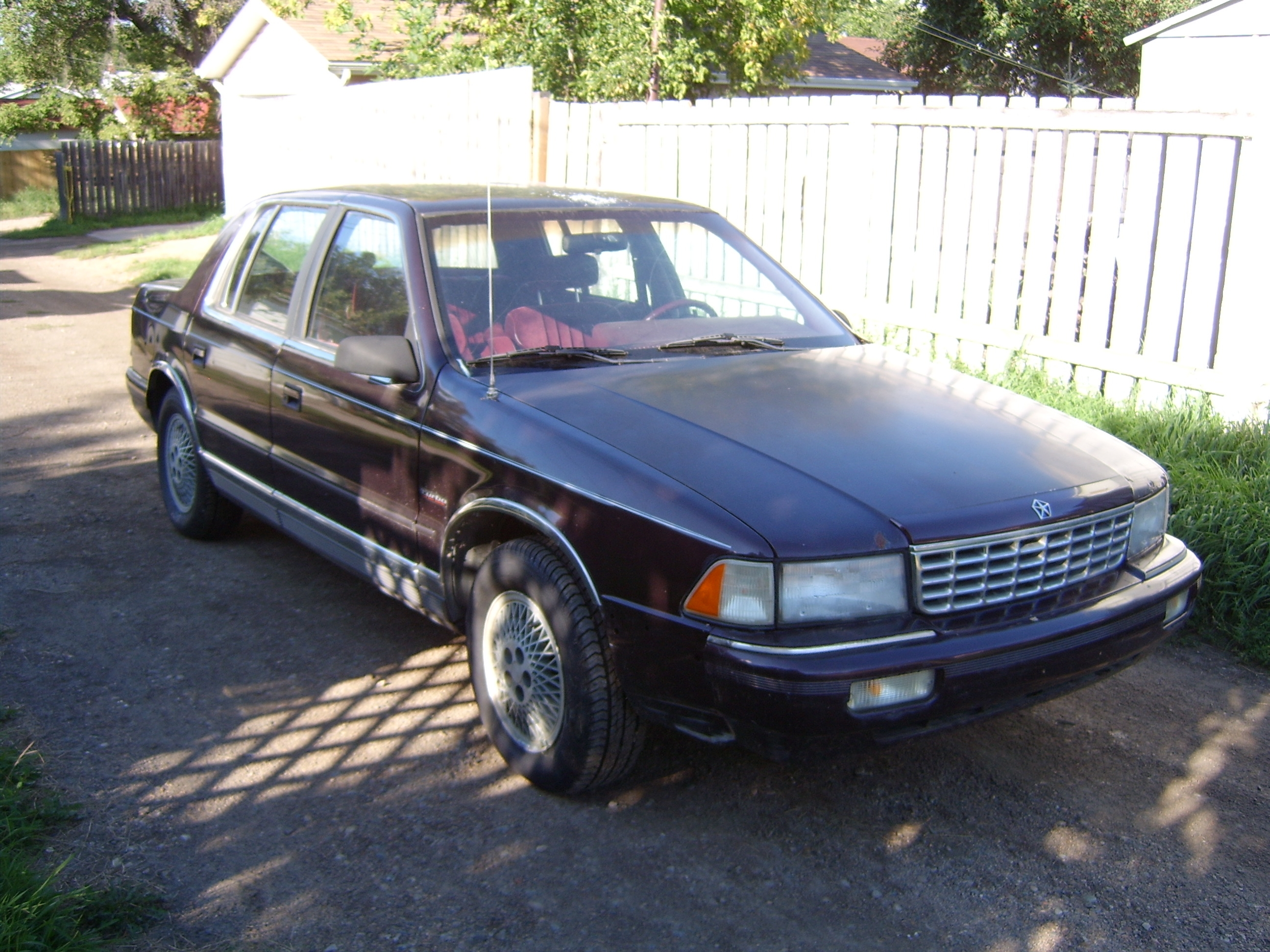Another HoverFish 1989 Plymouth Acclaim post... - 13842813