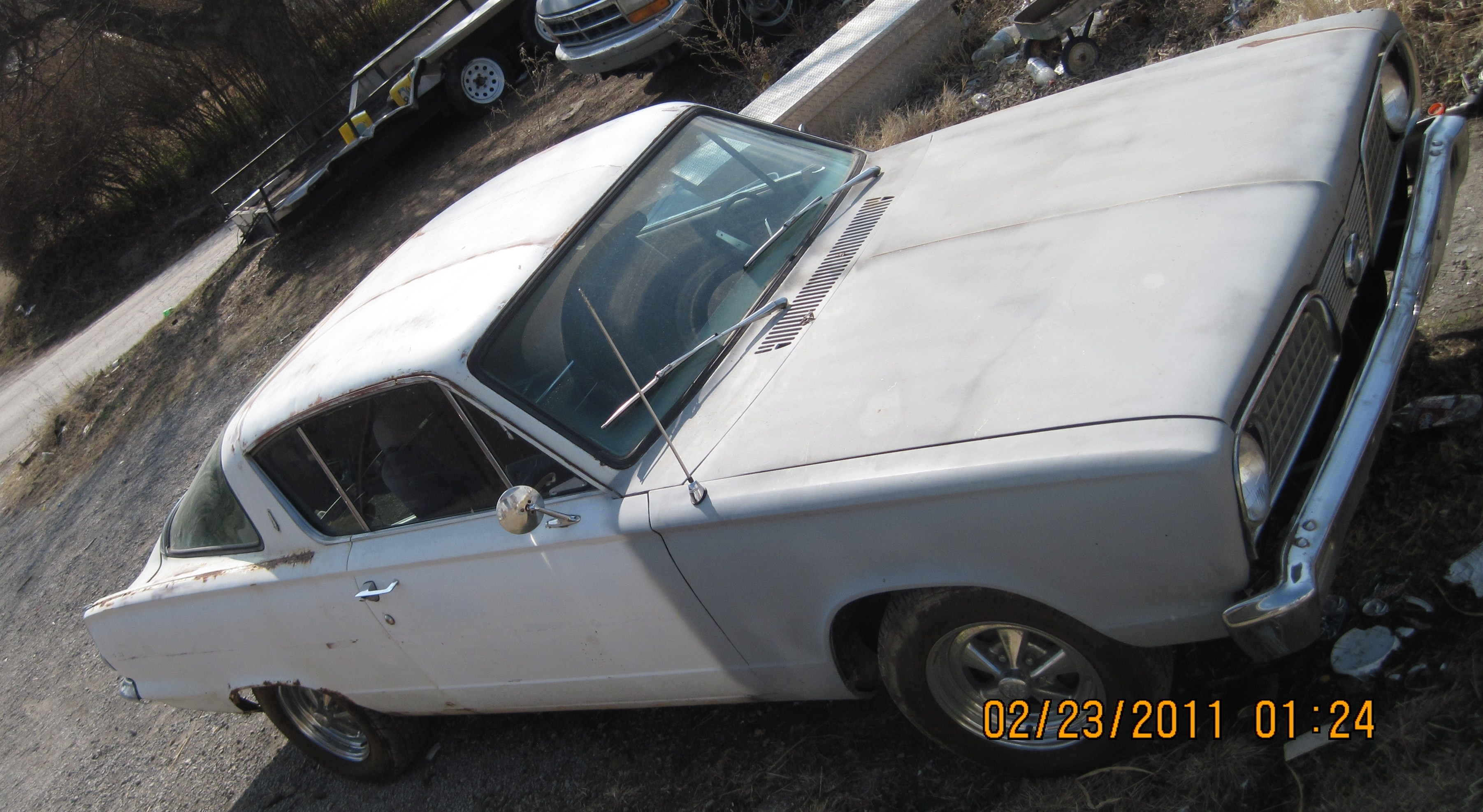 Another Dart_Doctor 1965 Plymouth Barracuda post... - 13385984