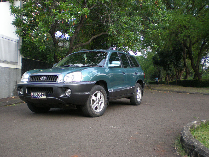 vitaraman 2002 hyundai santa fe specs photos modification info at cardomain cardomain