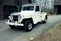 peterbou53s 1955 Willys Pickup