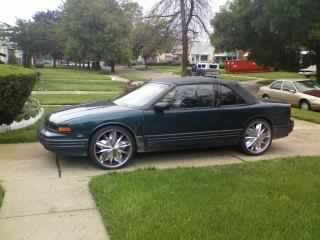 partypartyparty 1995 Oldsmobile Cutlass Supreme