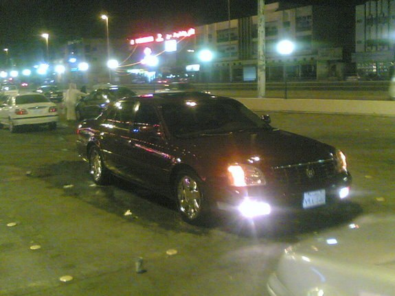 D-T-S's 2003 Cadillac DTS