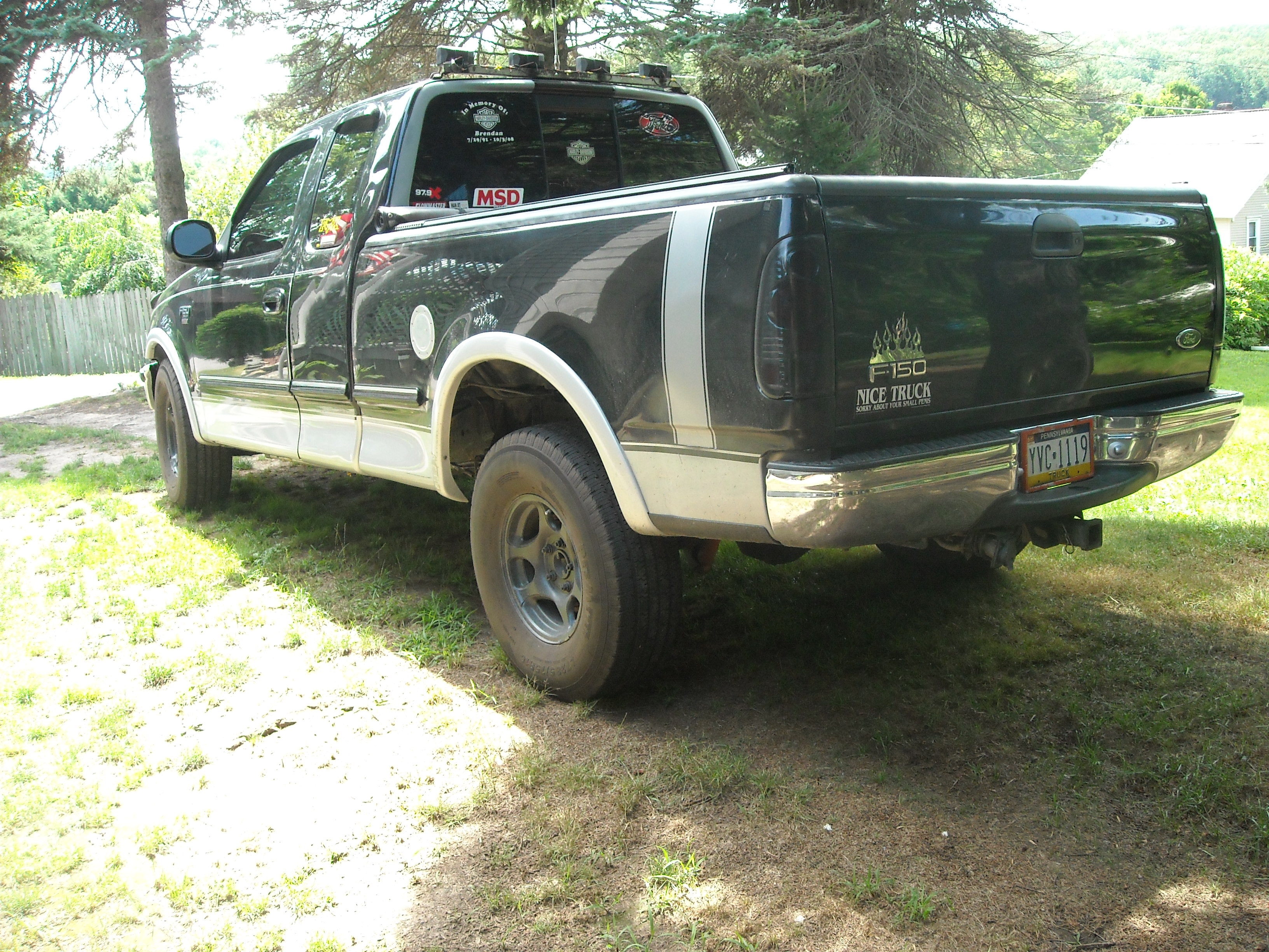 Another yz250prorider 1997 Ford F150 Super Cab post... - 12765000