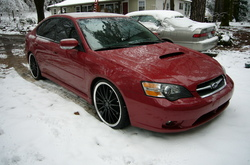 kpj50s 2005 Subaru Legacy