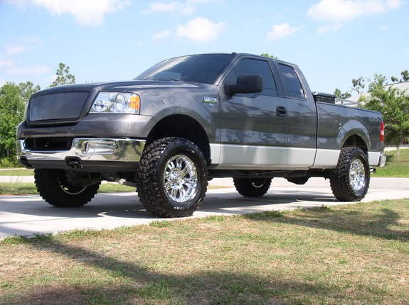 countryboy05 2005 ford f150 regular cab specs photos modification info at cardomain. Black Bedroom Furniture Sets. Home Design Ideas