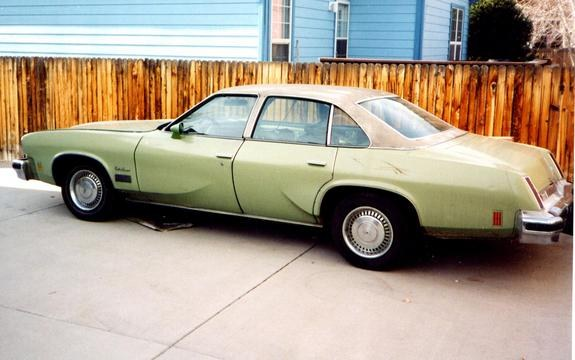 Another zodiacblue442 1975 Oldsmobile Cutlass Supreme post... - 9154342