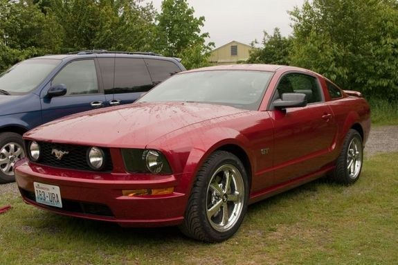 Another Sizemosport 2007 Ford Mustang post... - 9589828