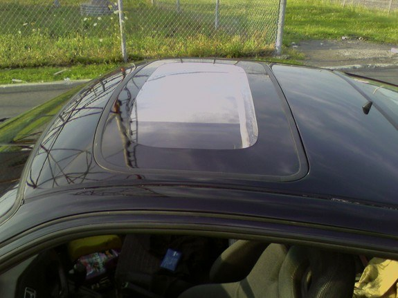 Crx Glass Sunroof Pics Honda Tech Honda Forum Discussion