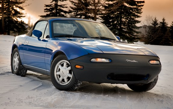 Another MrTopher 1991 Mazda Miata MX-5 post... - 9590338