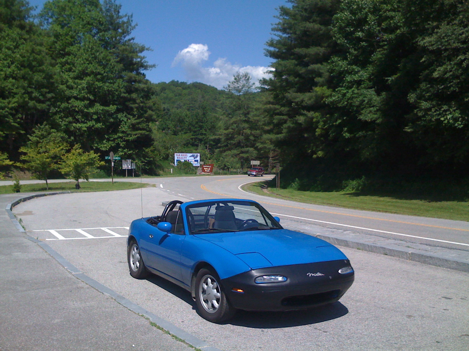 Another MrTopher 1991 Mazda Miata MX-5 post... - 9590342