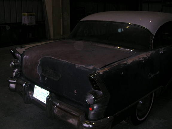 Another CA55BUICK 1955 Buick Special Deluxe post... - 9590354