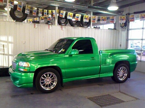 19brandon87 2003 GMC C/K Pick-Up