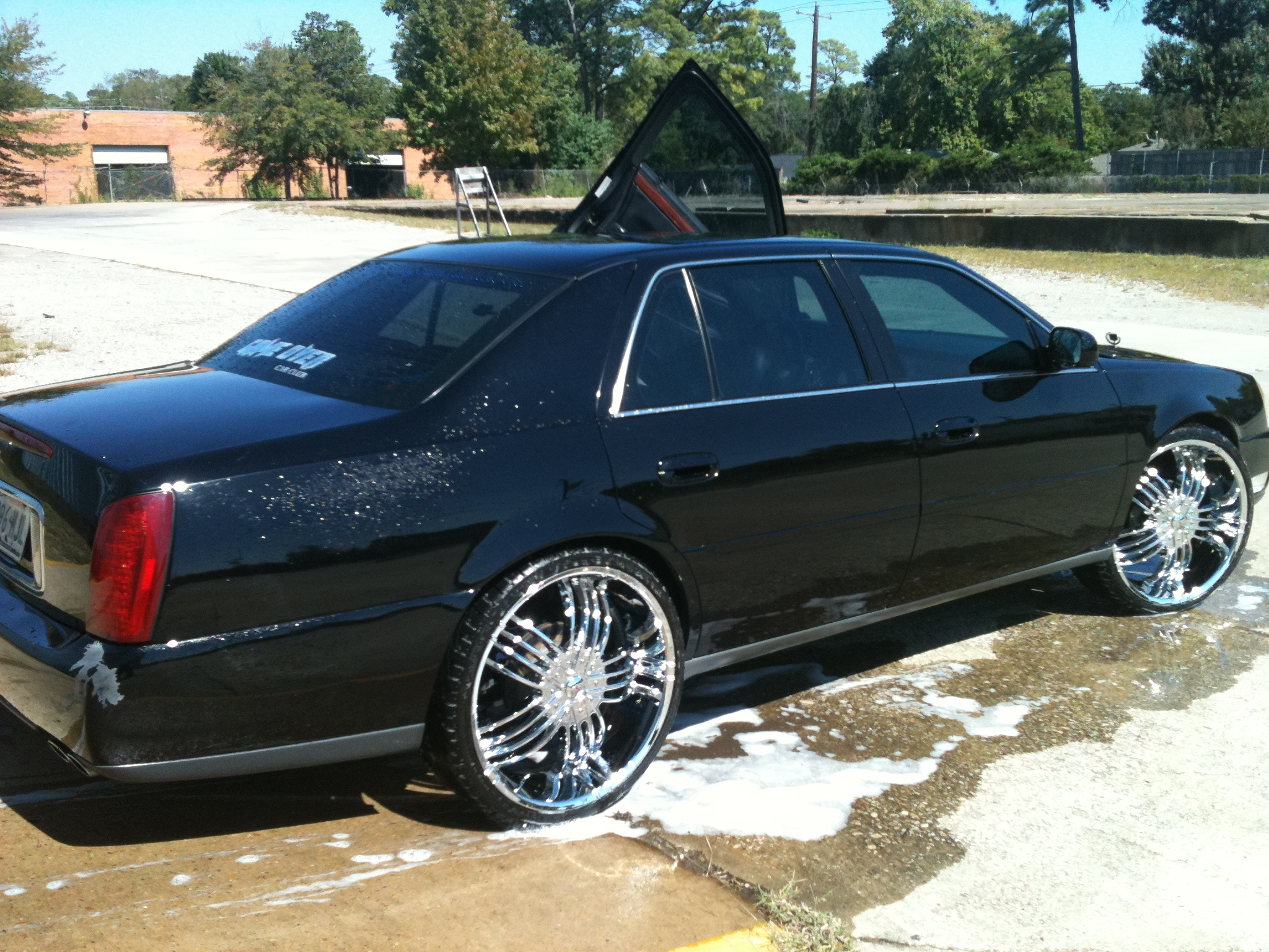 Another RYANGTHABOSS 2004 Cadillac DeVille post... - 9591688
