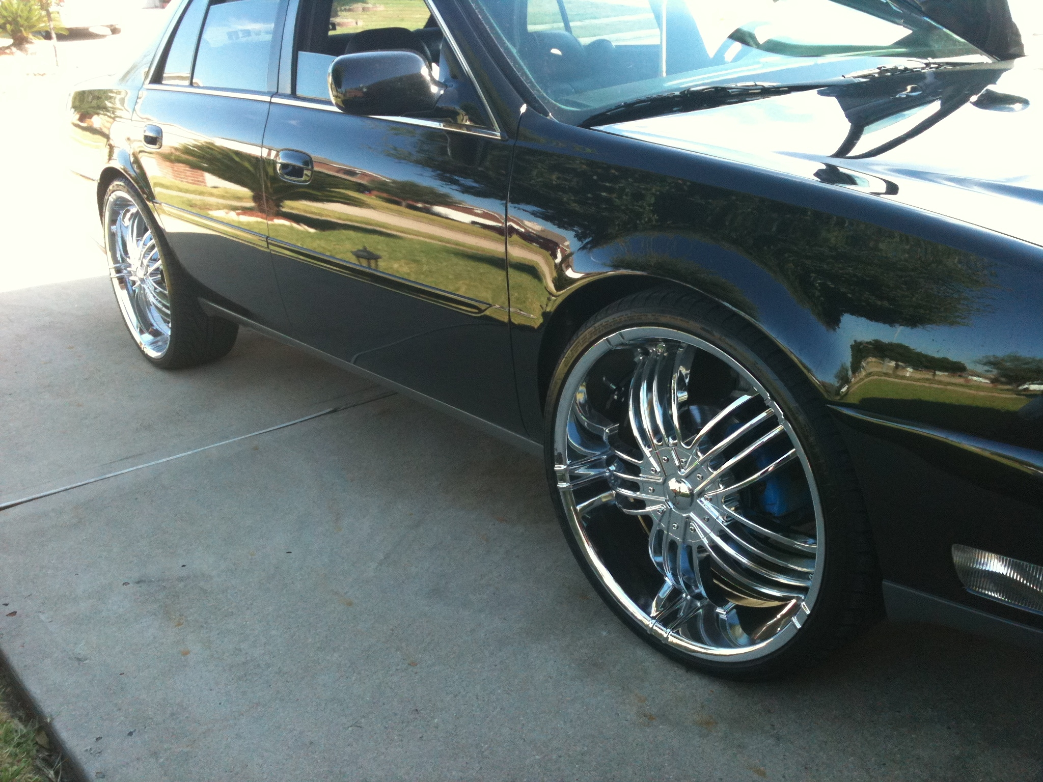 Another RYANGTHABOSS 2004 Cadillac DeVille post... - 9591693