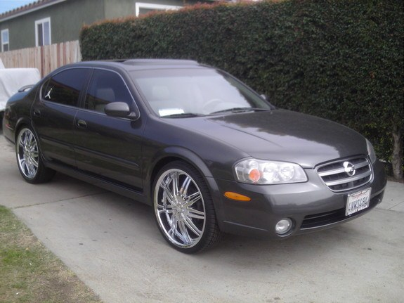 Another ROB-G 2002 Nissan Maxima post... - 9600881