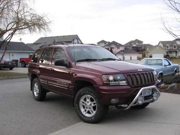 Another Kevin509 2000 Jeep Grand Cherokee post... - 9592644