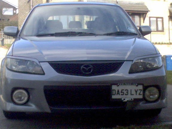 Another ERRNEE 2003 Mazda Protege5 post... - 9593410