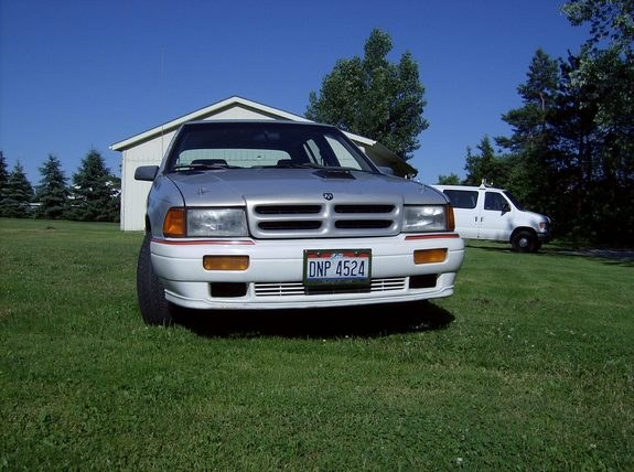 retroman's 1993 Dodge Spirit